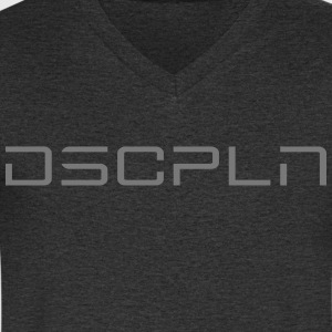 DSCPLN - Men's V-Neck T-Shirt