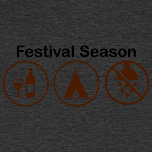Festival Season - Men's V-Neck T-Shirt