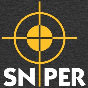 I Am A Sniper - Men's V-Neck T-Shirt