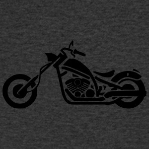 motorbike - Men's V-Neck T-Shirt