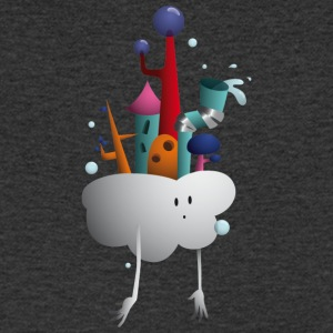 Cloud Village - Men's V-Neck T-Shirt