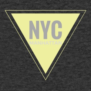 NYC - T-shirt Homme col V