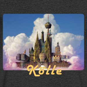 Kölsches Luftschloss - Men's V-Neck T-Shirt
