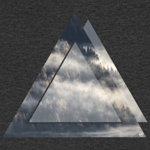 triangle - Men's V-Neck T-Shirt