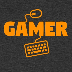 Gamer - T-shirt Homme col V