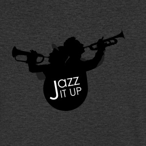Jazz it up - T-shirt Homme col V