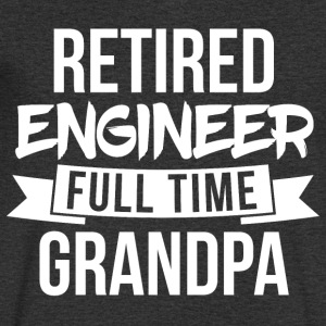 Full time Grandpa - Men's V-Neck T-Shirt
