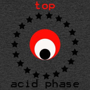 Acidphase - T-shirt Homme col V