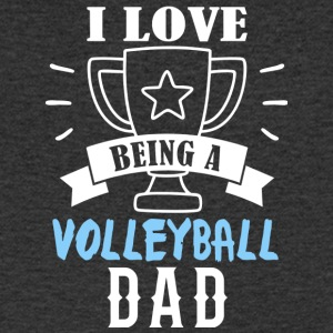Volleyball dad - T-shirt Homme col V