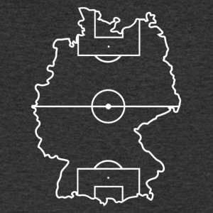 Soccer Germany - Men's V-Neck T-Shirt