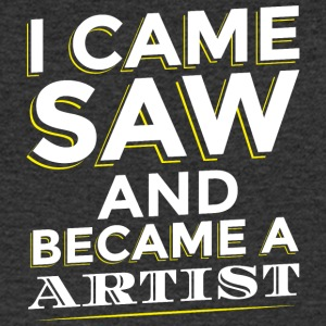 I Came SAW ET ARTISTE A Became - T-shirt Homme col V