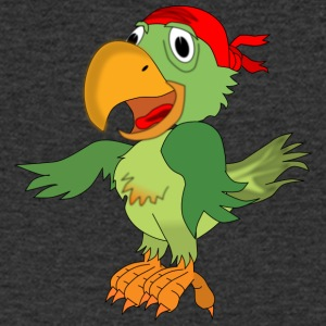 Parrot Pirate Corsair - Men's V-Neck T-Shirt