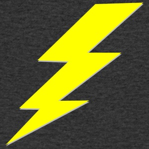 lightning - Men's V-Neck T-Shirt