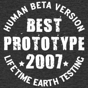 2007 - The birth year of legendary prototypes - Men's V-Neck T-Shirt