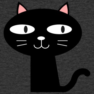 Blackcat2 2400px - Men's V-Neck T-Shirt