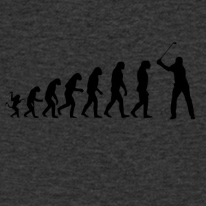 Golf Evolution Tshirt - T-skjorte med V-utsnitt for menn