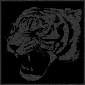 Big Tiger - Men's V-Neck T-Shirt
