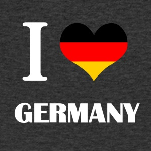Germany Shirt, Germany - Men's V-Neck T-Shirt