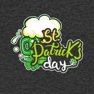 St Patricks Day Beer - Men's V-Neck T-Shirt