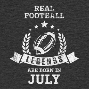 Football Legends July - Men's V-Neck T-Shirt