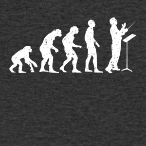 EVOLUTION CONDUCTOR! - T-shirt med v-ringning herr