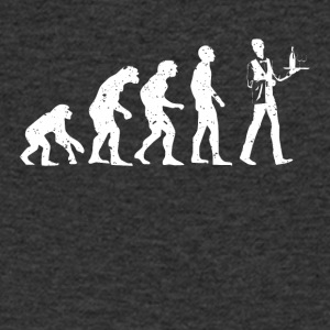 EVOLUTION WAITER! - T-shirt Homme col V
