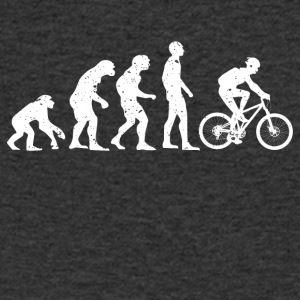 BIKE EVOLUTION! - Men's V-Neck T-Shirt