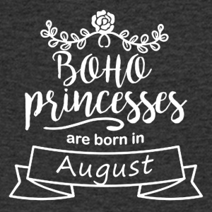 Boho Princesses are born in August - Men's V-Neck T-Shirt