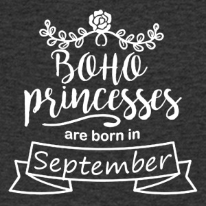 Boho Princesses are born in September - Men's V-Neck T-Shirt