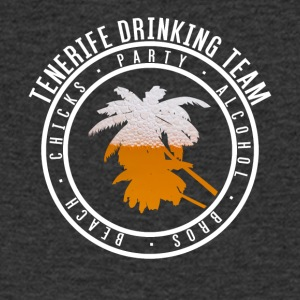 Shirt party holiday - Tenerife - Men's V-Neck T-Shirt