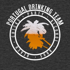 Shirt party holiday - Portugal - Men's V-Neck T-Shirt