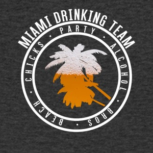 Shirt for Party vacation - Miami - Men's V-Neck T-Shirt