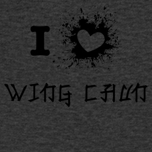 iLove WingChun - T-shirt Homme col V
