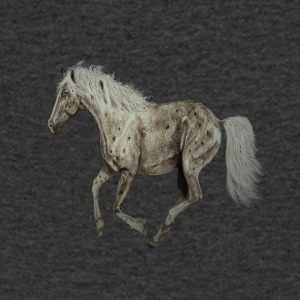 Horse love - Men's V-Neck T-Shirt