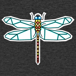 dragon-fly - Men's V-Neck T-Shirt