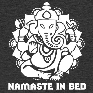 NAMASTE ELEPHANT - Men's V-Neck T-Shirt