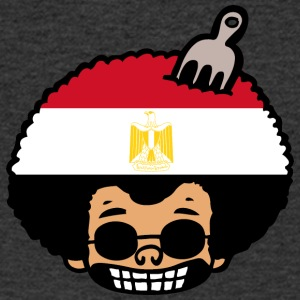 EGYPT Egypt مصر Afro Man - Men's V-Neck T-Shirt