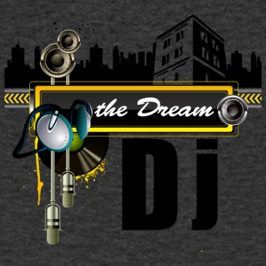 THE DREAM DJ - T-shirt Homme col V
