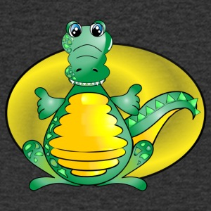 crocodile Alligator - Men's V-Neck T-Shirt
