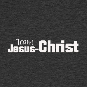 Team Jesus-Christ - Men's V-Neck T-Shirt