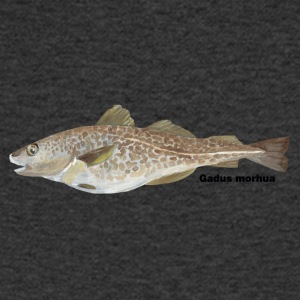 Cod - Gadus morhua - Men's V-Neck T-Shirt
