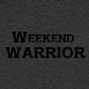 Shirt Weekend Warrior Weekend Party - T-shirt Homme col V