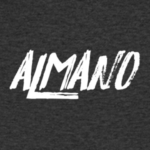 almanosummerWHITE - Men's V-Neck T-Shirt