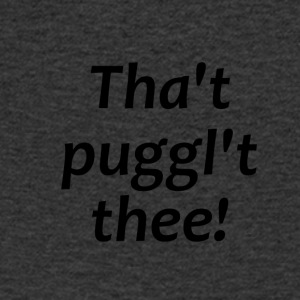 thatPuggltThee - Men's V-Neck T-Shirt