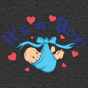 It's a Boy! - Men's V-Neck T-Shirt