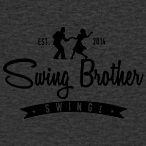 Swing Swing brother - Men's V-Neck T-Shirt