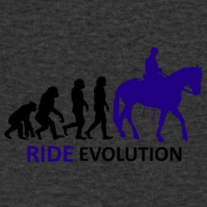 ++ ++ Ride Evolution - Mannen T-shirt met V-hals