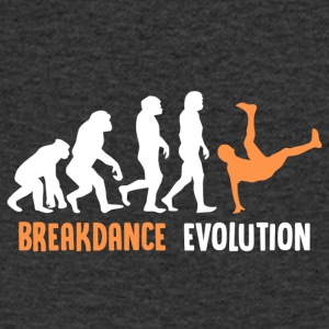 ++ ++ Breakdance Evolution - T-shirt Homme col V