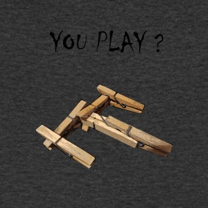 You play ship - Men's V-Neck T-Shirt