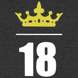 Finally 18!! - Men's V-Neck T-Shirt